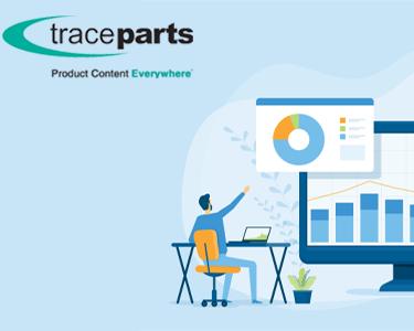 CAD-Content-Plattform von TraceParts verzeichnete im Jahr 2020 ein Rekordwachstum